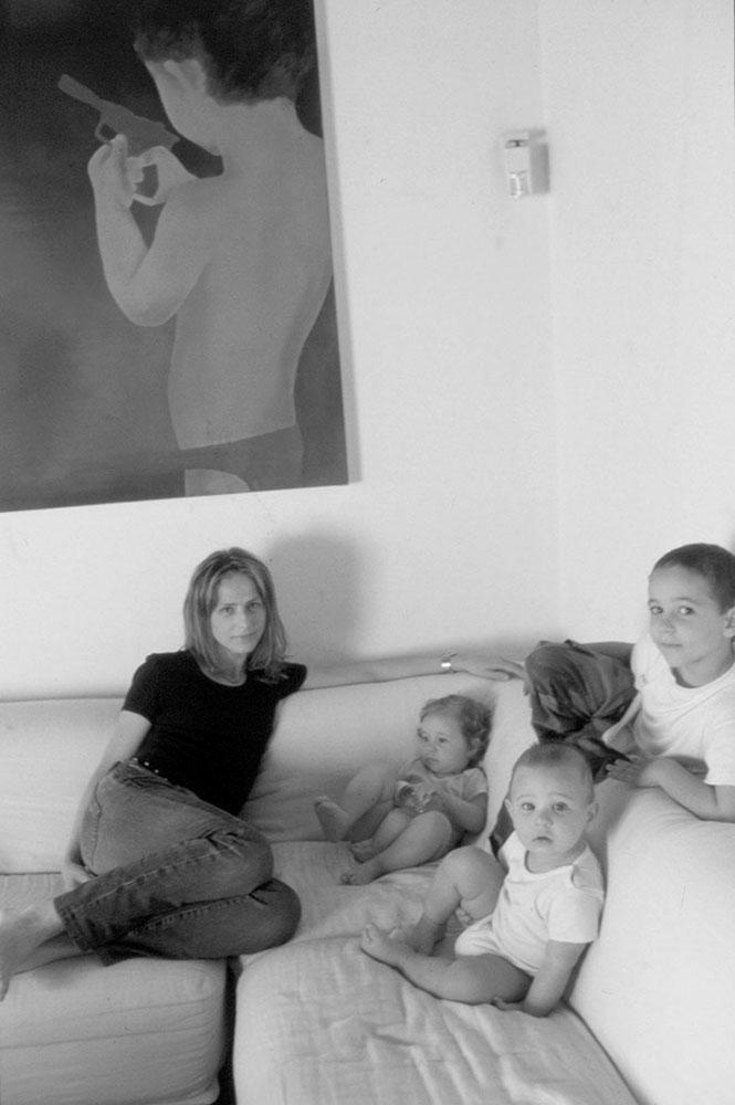 foto famiglia Elisabetta Vignato